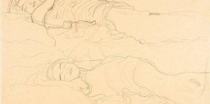 У шафі австрійської пенсіонерки виявили картину Густава Клімта