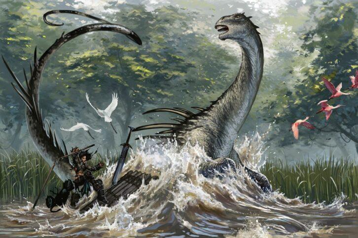 10 міфічних істот з Африки
