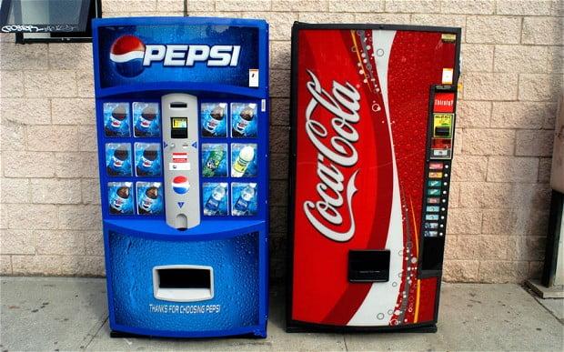 Велика шипуча війна: як Coca-Cola і Pepsi захоплювали світ