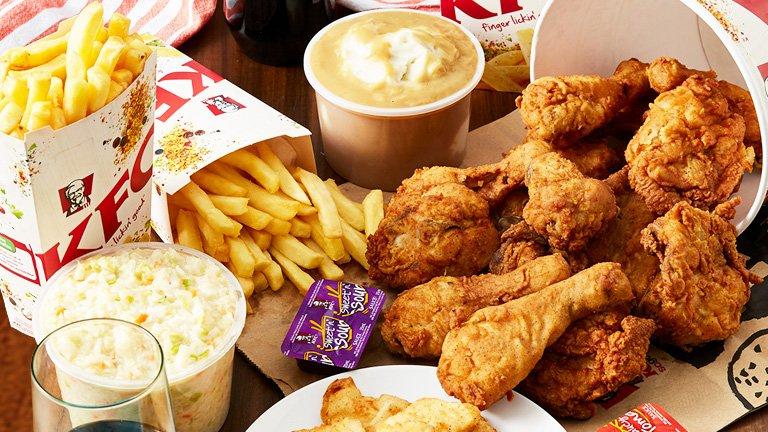KFC готує вегетаріанське меню