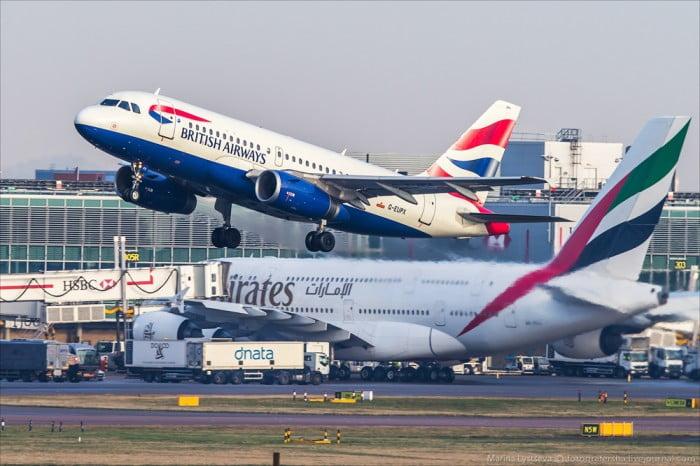 Хітроу стане найбільшим аеропортом світу