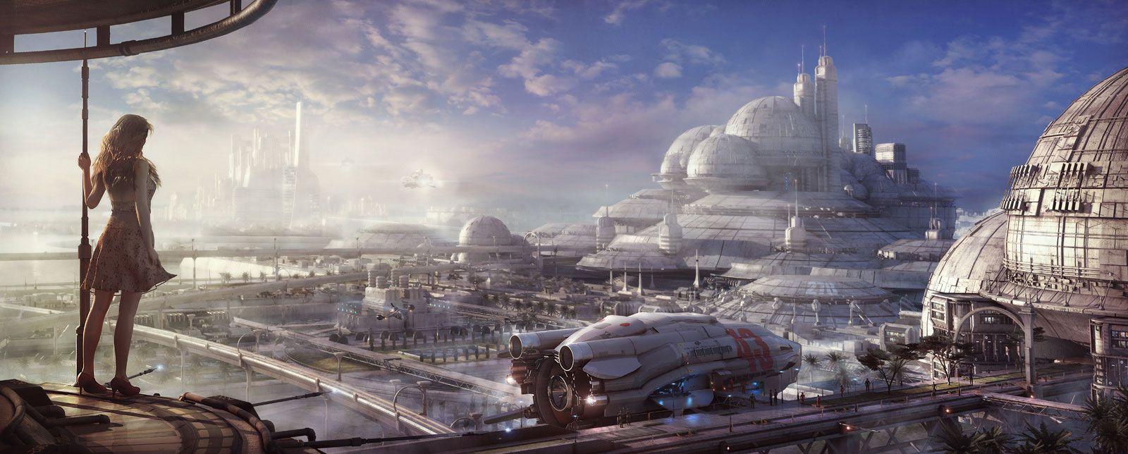 Перше космічне царство готується колонізувати галактику
