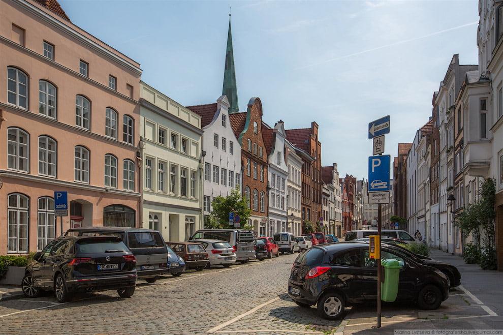Життя звичайного німецького містечка Любек