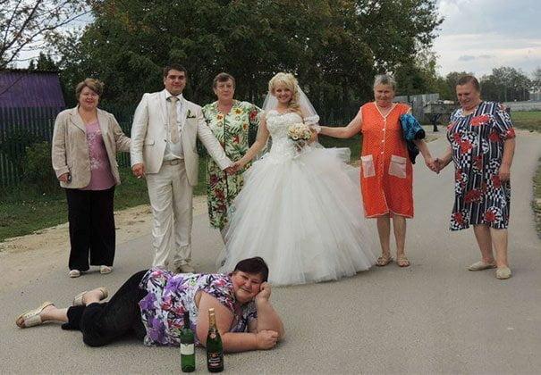 Фотошопа мало не буває - 30 весільних фото, де явно перегнули з оброблення