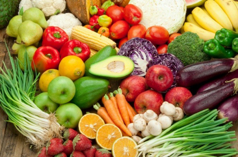 Найкорисніші з овочів, фруктів і ягід