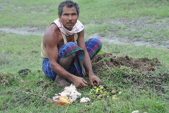 З 16 років ця людина висаджує по дереву в день на зникаючому острові
