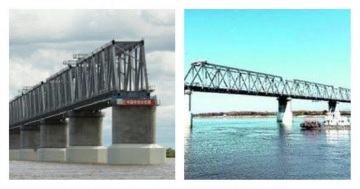 Китай закінчив будівництво своєї частини мосту через Амур, а Росія скаржиться на відсутність коштів