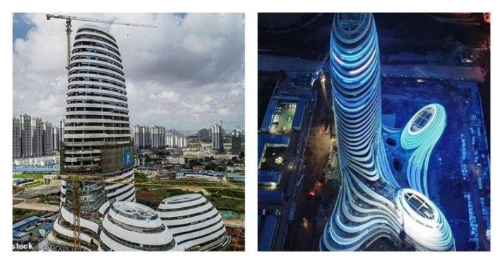 У Китаї звели унікальний хмарочос, над яким тепер сміється весь світ