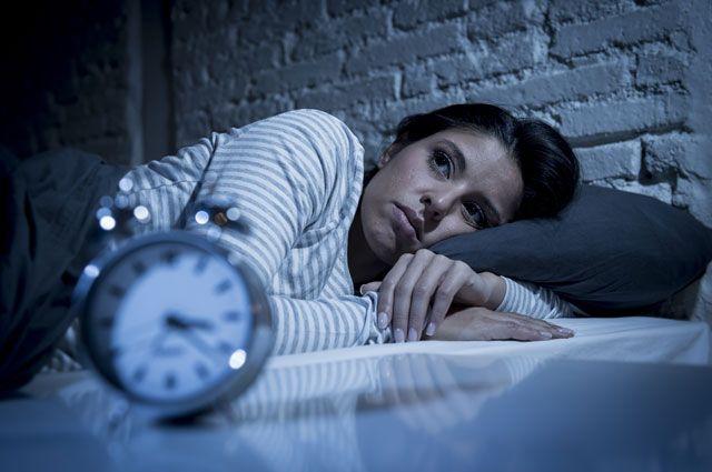 Проблеми зі здоров'ям, про які може сигналізувати безсоння