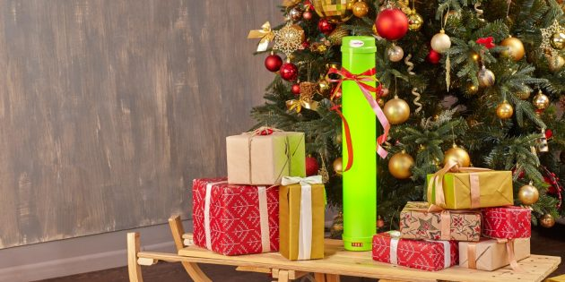 7 новорічних подарунків для тих, хто піклується про здоров'я