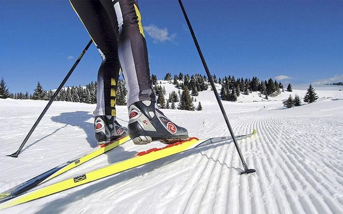 Як вибрати бігові лижі, черевики і палиці