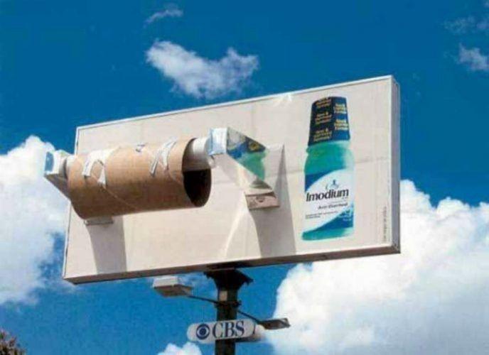 Ось як потрібно рекламувати товар! 25 прикладів талановитої зовнішньої реклами