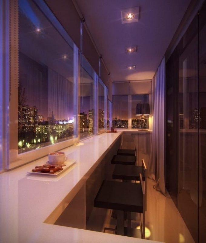 20 класних ідей для облаштування балкона або лоджиї
