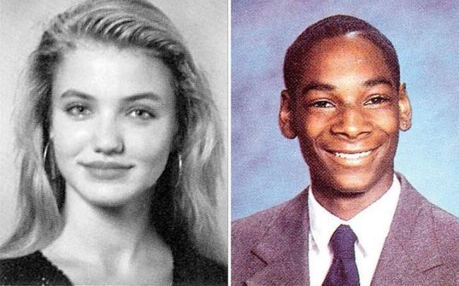 17 фотографій знаменитостей зі шкільних років