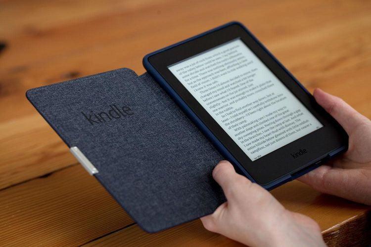 Як завантажити книгу на Kindle