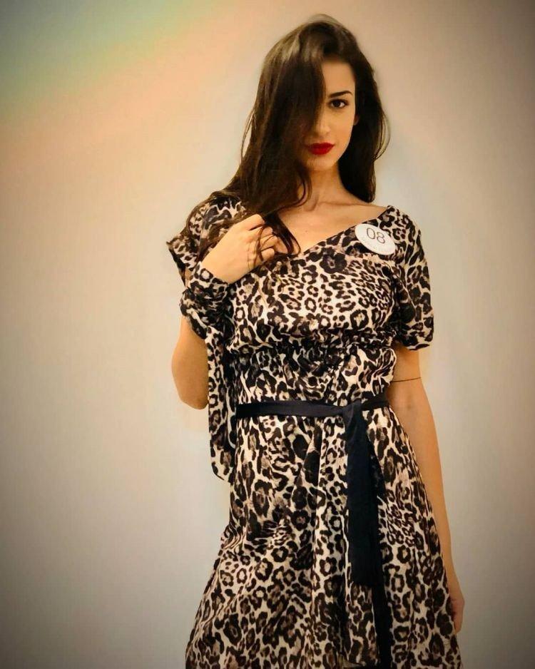 Фіналістка конкурсу краси «Міс Італія» захопила весь світ