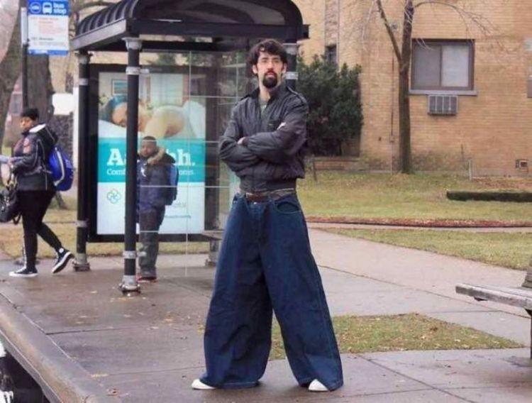 17 кумедних вуличних модників, на яких ви не ризикнете подивитися двічі