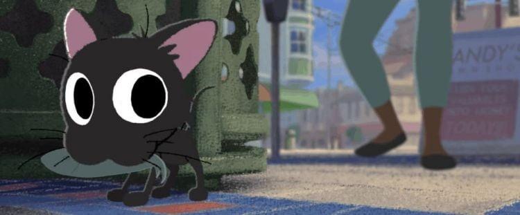Студія Pixar показала мультик про дружбу бездомного кошеняти з пітбулем, і над ним не соромно поплакати