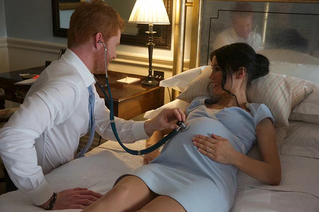 Фотограф показав, як Принц Гаррі і Меган Маркл готуються до народження дитини
