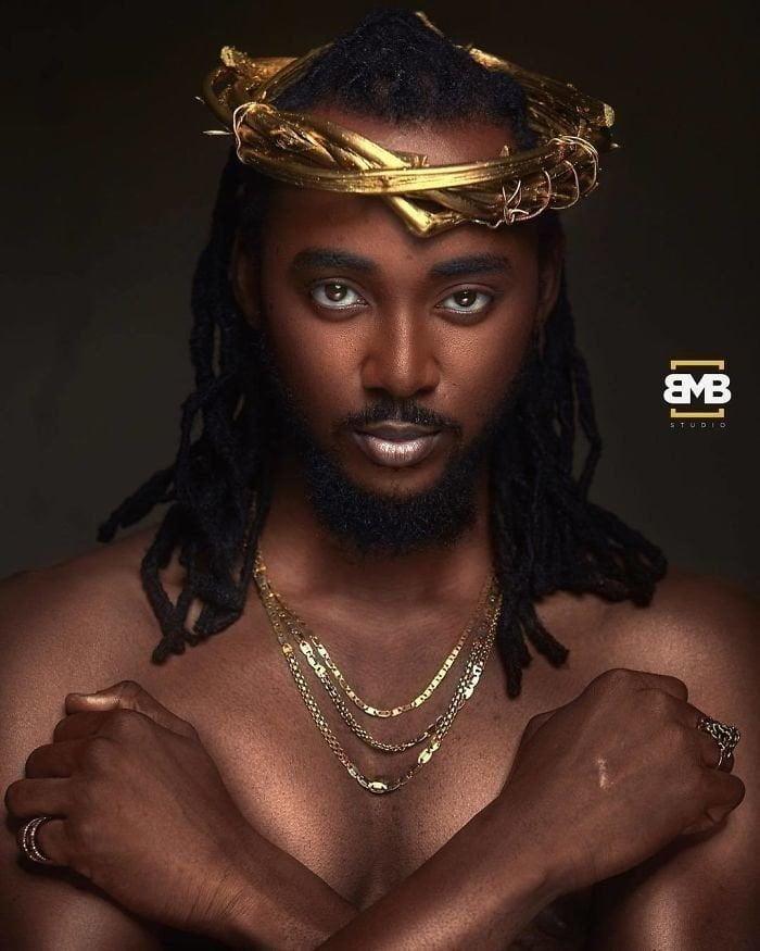 Фотограф з Нігерії фотографує незвичайні обличчя Африки і не тільки (23 фото)