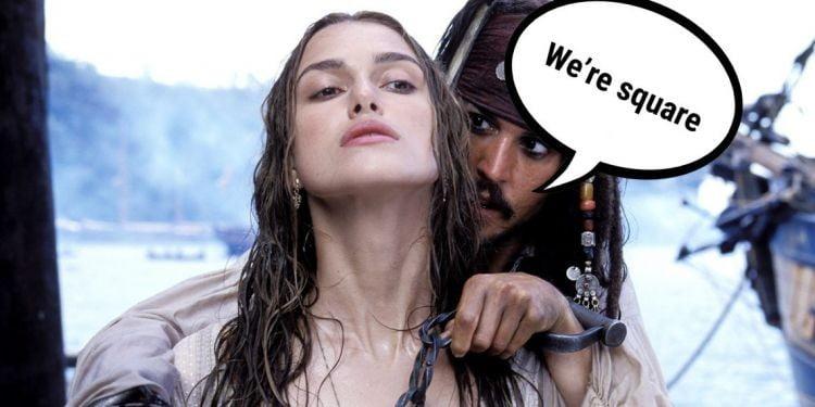15 корисних англійських виразів з «Піратів Карибського моря»