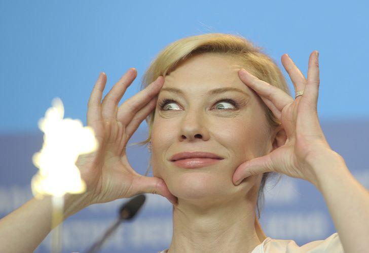 19 знаменитостей, які із задоволенням дуріють на камеру