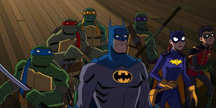 Вийшов трейлер мультфільму «Бетмен проти Черепашок-ніндзя»