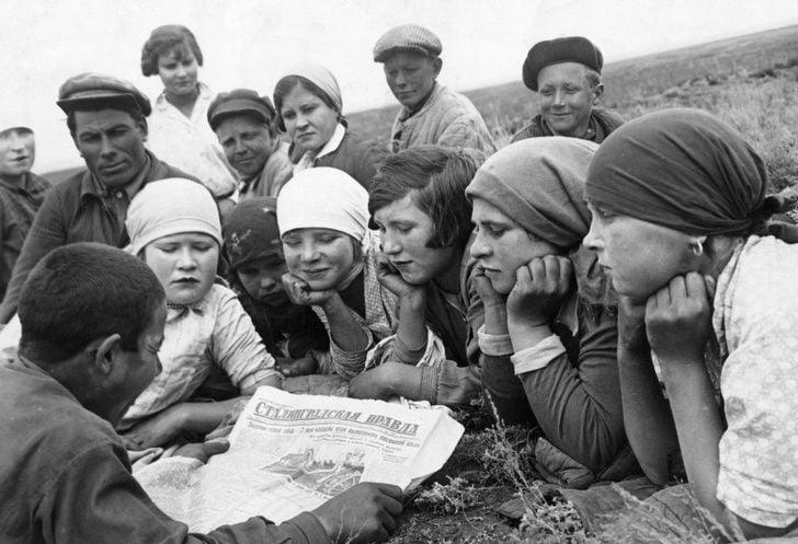 20+ знімків часів СРСР, після яких ви захочете переглянути старі альбоми з фотографіями