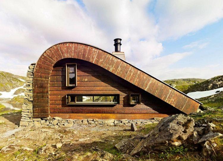 10 дивовижних будинків, ідеально прихованих від сторонніх очей 12
