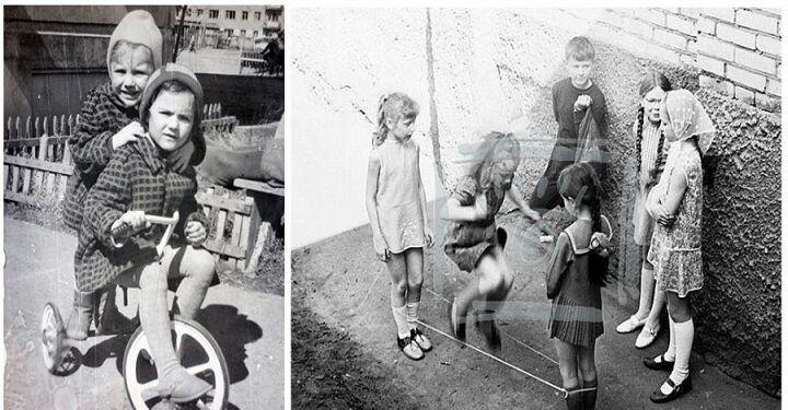 Ви впізнали себе на цих фото, значить у Вас було справжнє дитинство