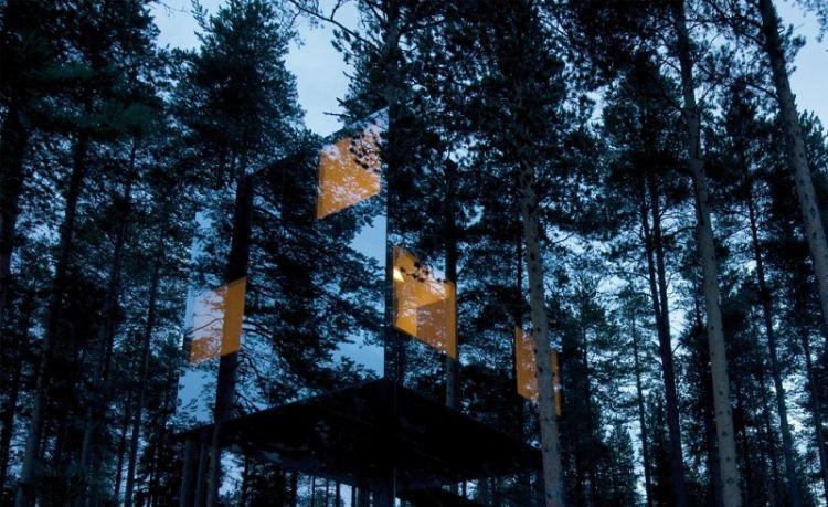 10 дивовижних будинків, ідеально прихованих від сторонніх очей 15