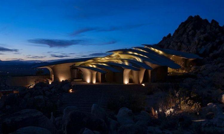 10 дивовижних будинків, ідеально прихованих від сторонніх очей 18