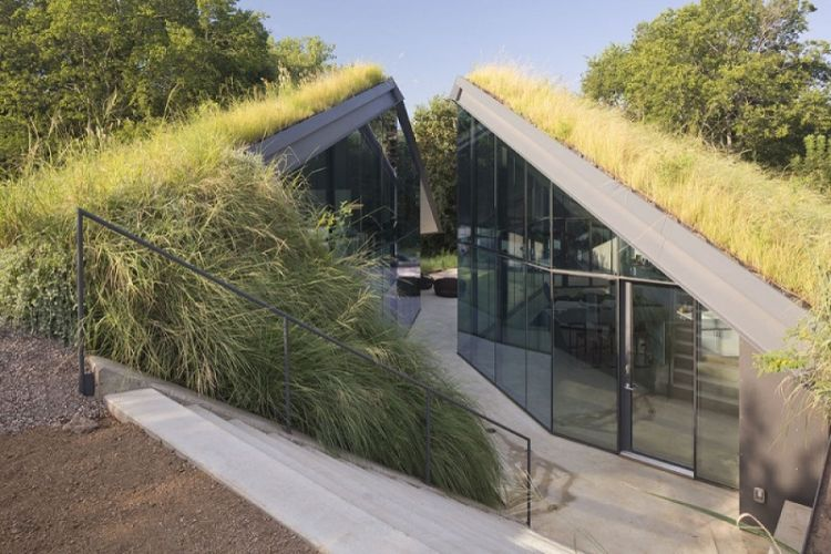 10 дивовижних будинків, ідеально прихованих від сторонніх очей