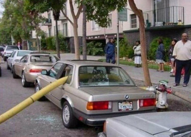 15 людей, які думали тільки про себе, коли паркувалися, і поплатилися за це