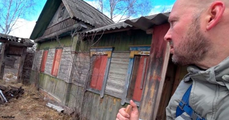 Він пробрався в заборонену зону Чорнобиля - і знайшов там 92-річну бабусю з сином