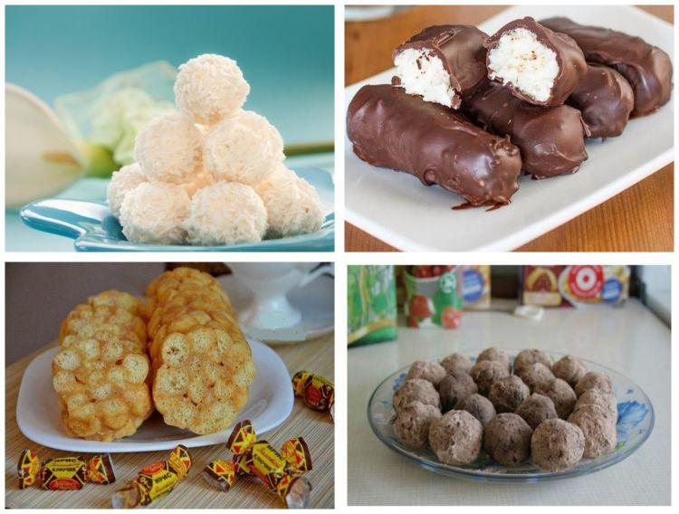 13 простих і смачних солодощів без випічки