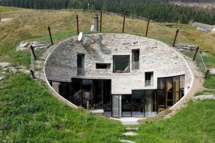 10 дивовижних будинків, ідеально прихованих від сторонніх очей 8