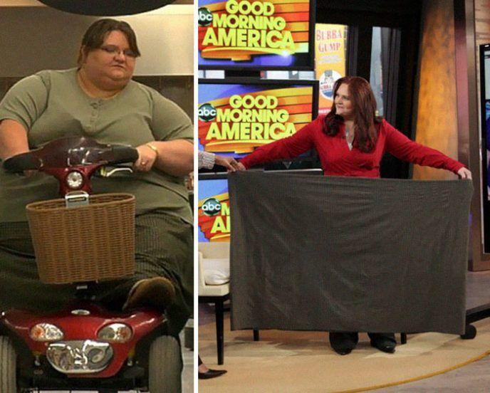 14 фотографій До і Після схуднення. Ці люди показали свою силу волі!