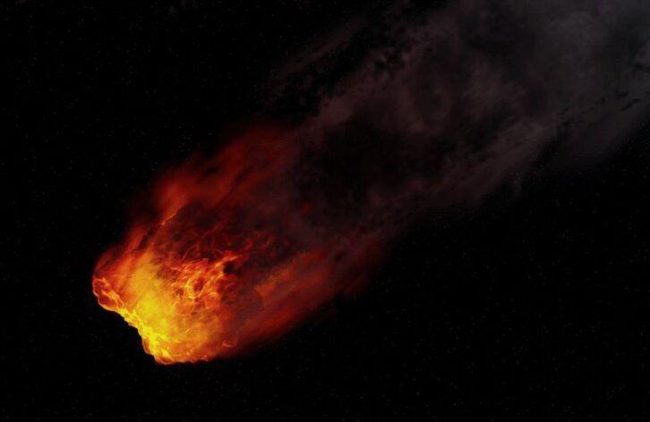 У Коста-Ріці впав надзвичайно рідкісний глиняний метеорит 1