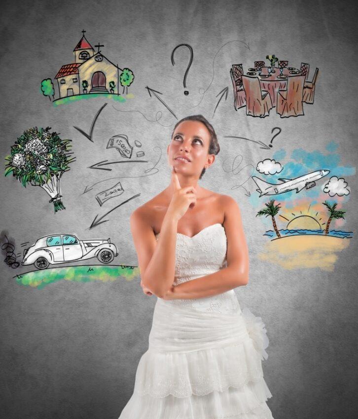 Чому не рекомендується влаштовувати пишне весілля