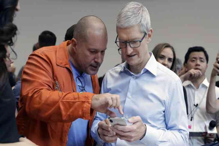 Apple втратила головного дизайнера