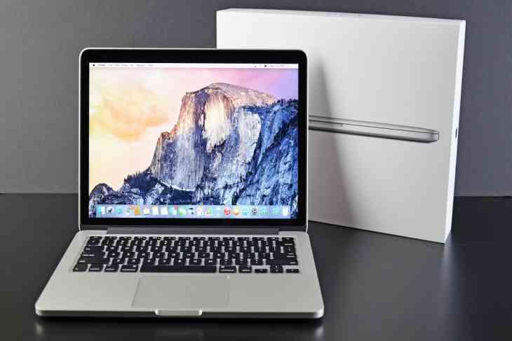 Оновлений 16-дюймовий MacBook Pro покажуть на презентації у вересні