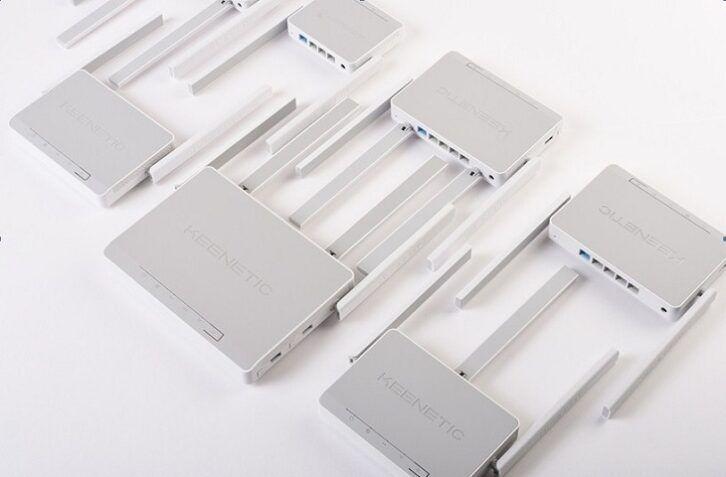 Роутери Keenetic можна об'єднувати в безшовні Wi-Fi-системи