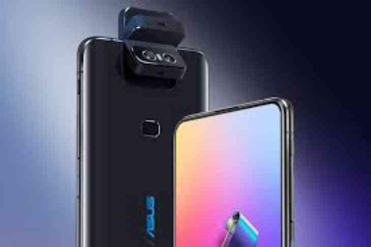 Поворотну камеру Asus Zenfone 6 перевірили на міцність