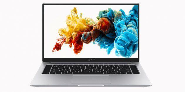 Huawei представила ноутбук Honor MagicBook Pro. Він тонкий, легкий і майже без рамок 2