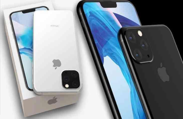 Стали відомі ціни на iPhone-2019