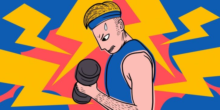 Чому спортзал три рази на тиждень не зробить вас здоровим