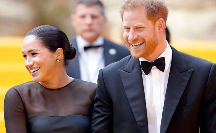 """""""Буває непросто"""": Меган Маркл чесно зізналася, як їй живеться з принцем Гаррі"""