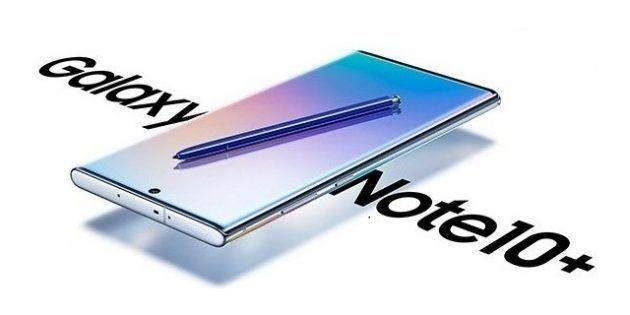 Характеристики Galaxy Note 10 і Note 10+ розсекречені до анонсу